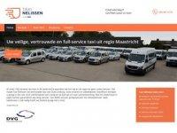 Screenshot van taxinelissen.nl
