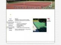 Tennis Service Noord - aanleg en onderhoud ...