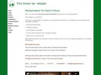 The Spirit of Wood