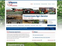 Timmermans Agri-Service