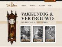 Tjitte Talsma, Horloge & Klokkenmaker