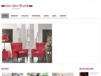 Van den Broek - klassieke meubelen