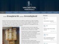 Van der Poel - Kerkorgels