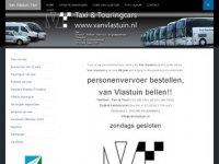 Screenshot van vanvlastuin.nl
