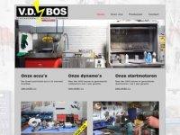 Van de Bos b.v. - dynamo's, startmotoren en ...