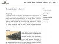 Van der Lans & Busscher