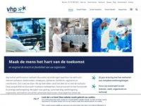 Ergonomie, adviesbureau VHP Den Haag