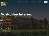 Screenshot van voskuileninterieur.nl