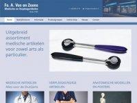 Fa.Vos Medische Instrumenten & Online Shop