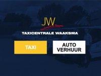 Screenshot van waaksma.nl