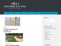 Interieurbouw en Meubelmakerij W