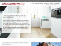 Het Wasmachinehuis in Delft
