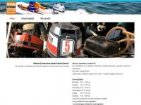 Zomerschoe Special Outboard Service