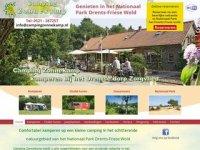 Camping Zonnekamp, een gezellige ...
