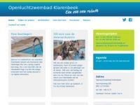Zwembad Klarenbeek Arnhem