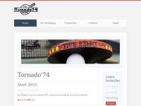 de tafeltennis vereniging Tornado '74