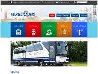Texeltours, taxi & bus van, naar en op Texel