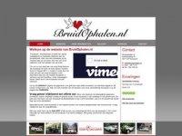 Bruidophalen.nl - trouwauto, trouwvervoer