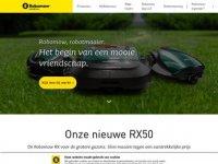 Robomow® - Automatische grasmaaiers door ...