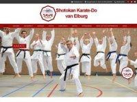 Shotokan Karate-do van Elburg
