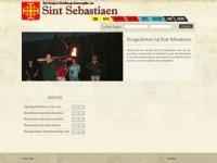 Handboog schutters gilde Sint Sebastiaen, ...