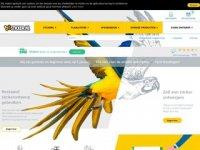 Screenshot van primedesign.nl