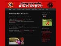 Zhong Hua Wushu Kung Fu school