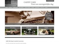 Trouw auto verhuur Caddy-Cars