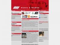 Music & Words