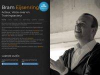 Bram Eijsenring - acteur en voice over