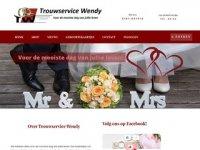 Trouwservice Wendy - Alles voor de trouwdag