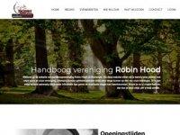 Handboogvereniging Robin Hood - Brunssum