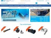 Lieven duiksport webwinkel