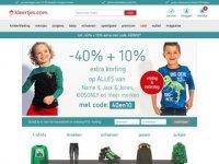 Kleertjes.com - nieuwe merkkleding