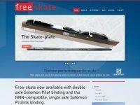 Schaatsen Free-skate