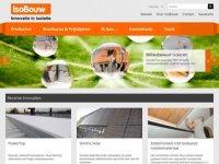IsoBouw innovatie in isolatie