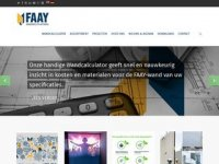 FAAY Vianen wanden/plafonds