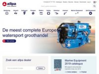 Allpa marine equipment - Dealers only