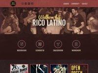 Rico Latino - salsa danslessen