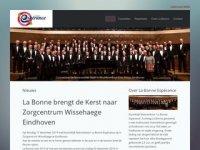 Screenshot van labonneesperance.nl