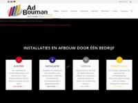 Ad Bouman B.V. - Installatietechniek en ...