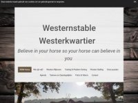 Western Riding at Westernstable ...