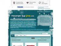 MESSENGER BAGS custom messenger hand bags