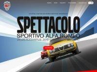 Spettacolo Sportivo Alfa Romeo