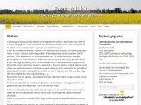 Franc M�ller - klassieke homeopathie