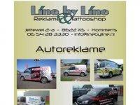 Line by Line reklame