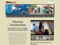 Klimhal Amsterdam