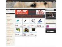 Honden webshop