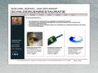 Boeijink en Boekel Schilderijenrestauratie