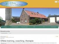 Effeta - training, coaching en therapie